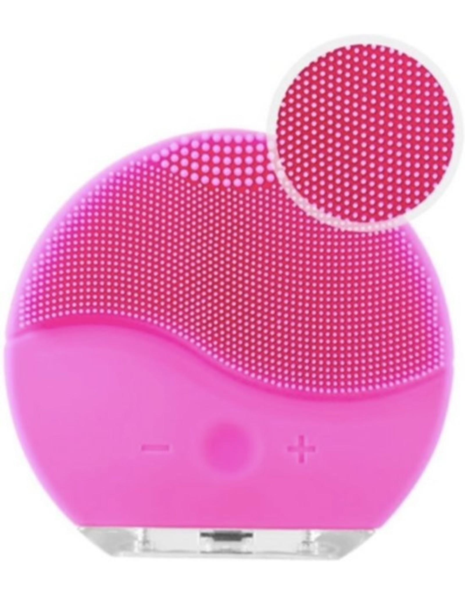 Merkloos Face Cleaning brush Electric Vibration Massage Brush