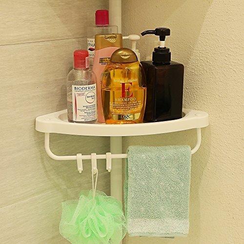 Uitschuifbaar doucherek met vier lagen