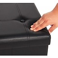 Couch with storage space