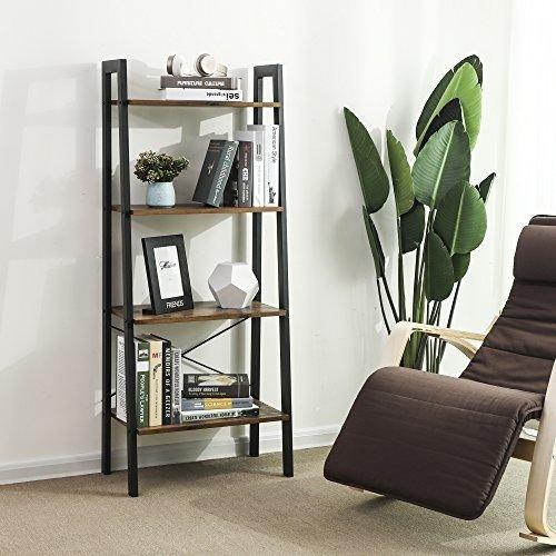 Bookcase with four shelfs