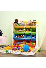 Merkloos Speelgoed opbergkast