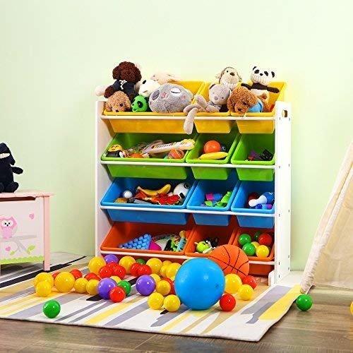 Speelgoed opbergkast