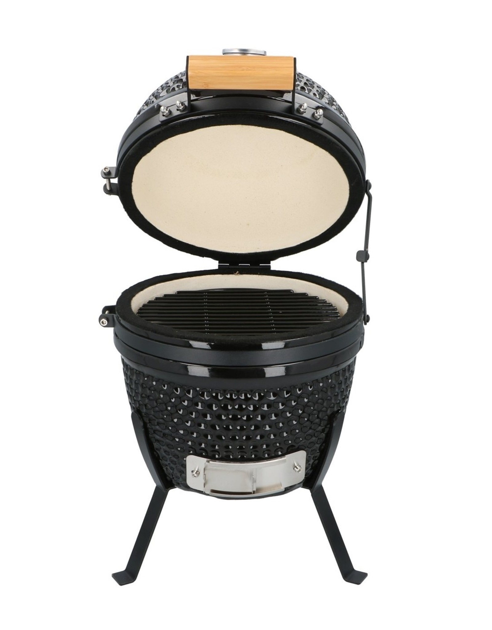 Barbecue EI-model - houtskoolbarbecue - Diameter 25 cm