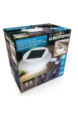 Grundig Grundig - Solar fence and roof gutter lamp