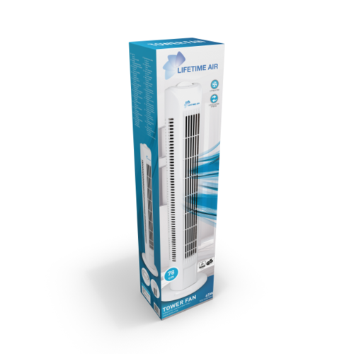 Alpina Lifetime air tower fan