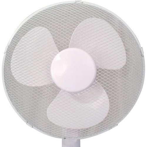 Tripod fan - 40 cm diameter - 3 levels - white