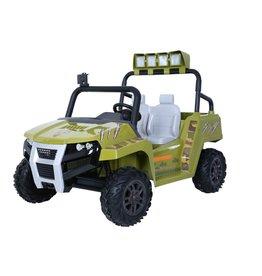 Rollplay Rollplay Battery Vehicle - Dino Explorer Suv 12v - Green