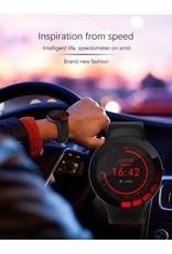 Parya Official  Smartwatch - E32020 - Black