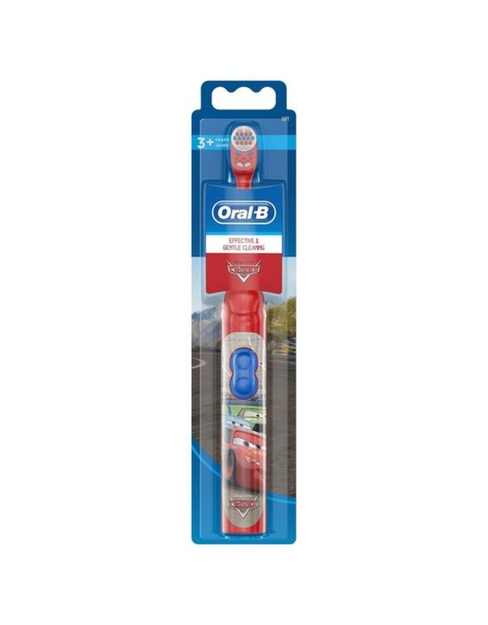Oral-B Oral-B - Disney Kids Cars - Elektrische tandenborstel