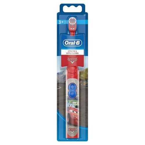 Oral-B - Disney Kids Cars - Electric toothbrush