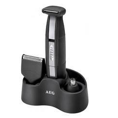 AEG - Precision Trimmer Set 3-in-1- Black