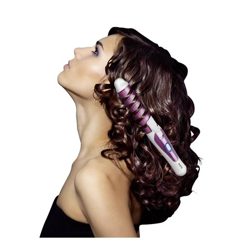 AEG AEG - Curling tongs with ionization - Purple