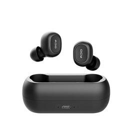 QCY QCY T1C  Wireless In-Ear Earphones (BLACK) | Bluetooth 5.0