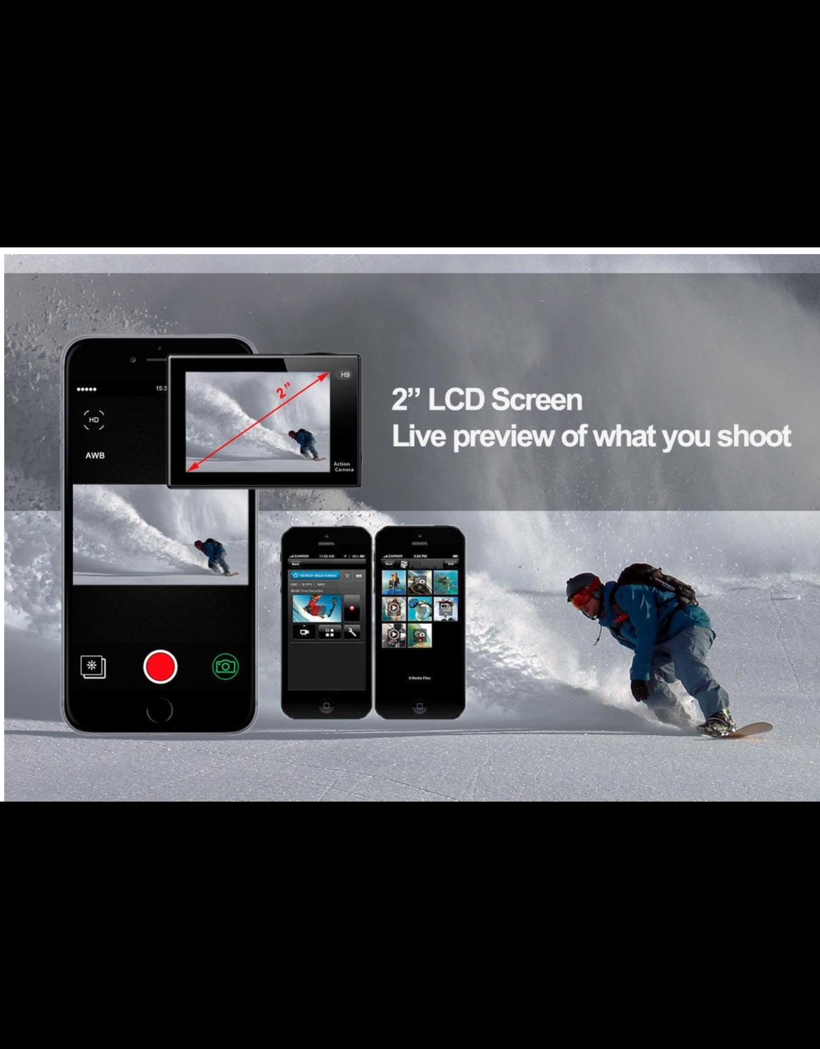 EKEN EKEN Action Camera H9R 4K Ultra HD
