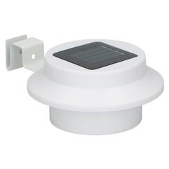 Progarden - Solar schutting- en dakgootlamp - set van 2