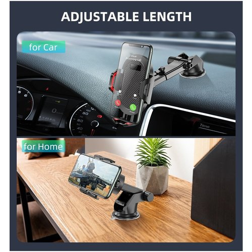 Handy Phone holder with suction cup
