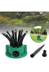 Merkloos Multifunctionele Tuinsproeier - Water Sprinkler
