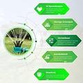 Multifunctionele Tuinsproeier - Water Sprinkler