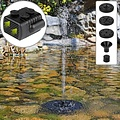 Parya Garden - Floating fountain pump - Suitable for in the pond