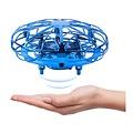 Flying Intelligent UFO - Blue