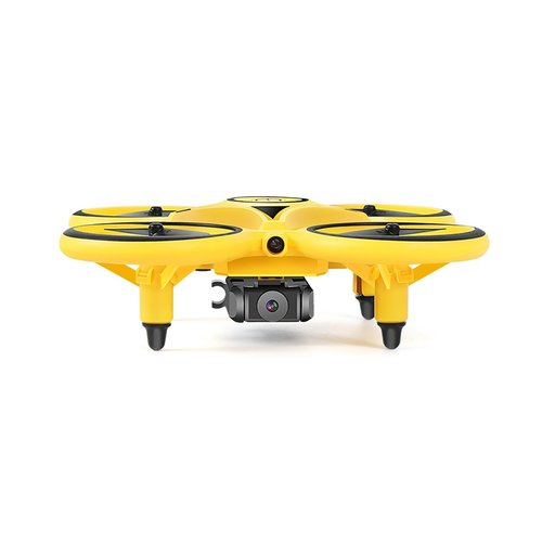 Mini Drone - Y222 - With camera and remote control - Yellow