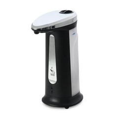 Hygienic automatic soap dispenser