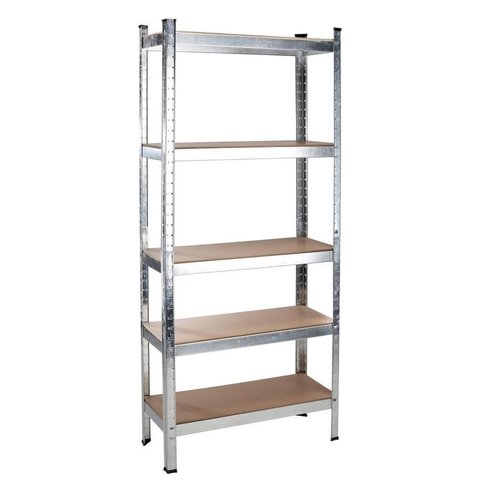 Sturdy shelving cabinet - Metal - 175 cm