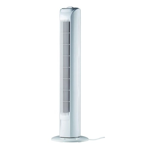 Tower fan - 3 positions - White