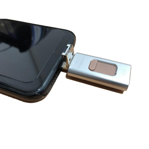 Parya Official - 4-in-1 Flashdrive