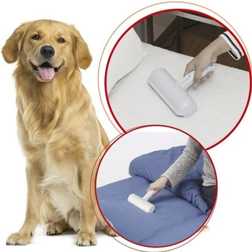Pet hair and lint remover