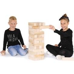 Games stacking game - XL Jumbo model - 51-piece
