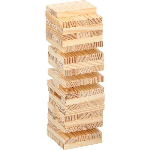 Games stapelspel - XL Jumbo model- 51-delig