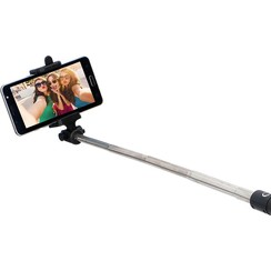 Grundig Collapsible Selfie Stick - Bluetooth - IOS & Android - Includes USB Cable