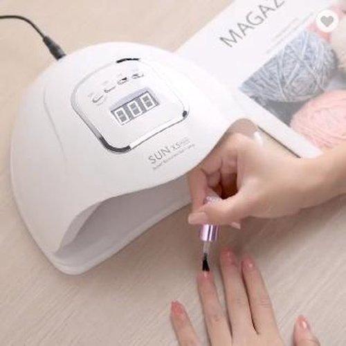 80 Watt UV LED lamp nagels - LED lamp- wit - Nagellamp - Nail Dryer