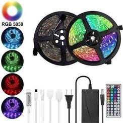 Led strip - RGB - Multicolor - Met 44 knops afstandsbediening - 5 meter