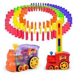 Automatische Domino-trein
