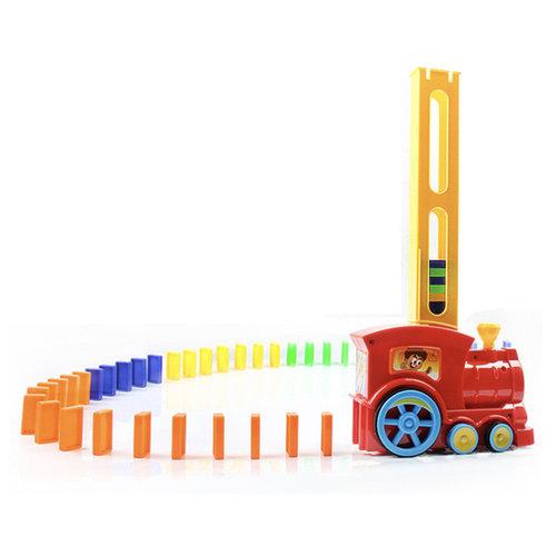Domino automatic train