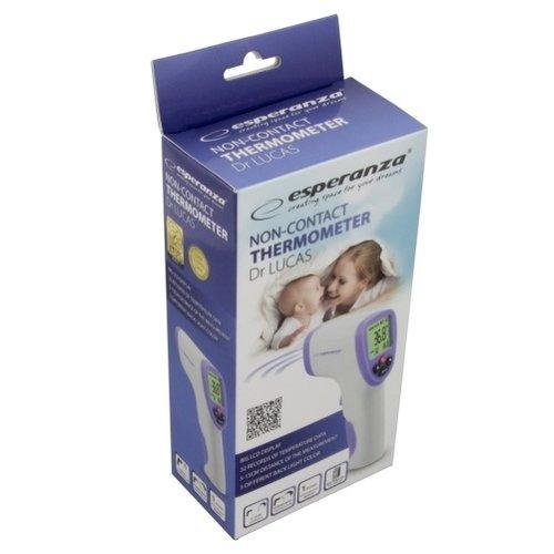 Esperanza Contactloze multifunctionele thermometer