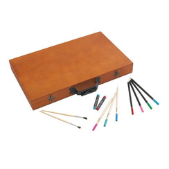 88-piece Character Set - Wooden Case