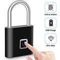 Smart Lock-Fingerprint Padlock