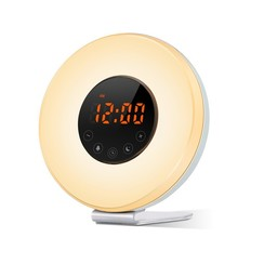 Parya Official - Natural Sound and Light - Wake-Up Light