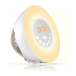 Parya Official - Light alarm clock - Sunshine Thick