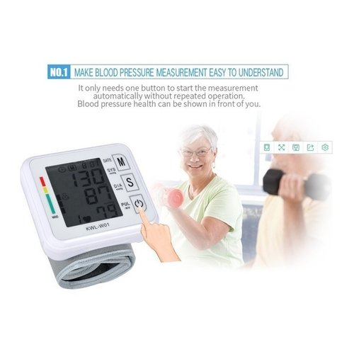 Bloeddrukmeter - Pols