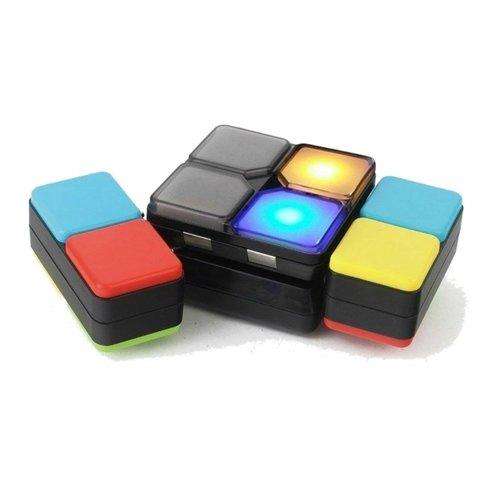 Magische LED Kubus - 4 verschillende spellen - Behendigheidsspel