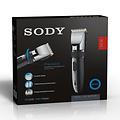 SODY SODY - SD2030 -  Tondeuse Set - Zwart