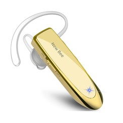 New Bee - Wireless headset - Bluetooth 5.0 - Noise cancelling - Gold