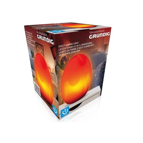 Grundig Grundig - Gloeiende eierlamp - LED Lamp