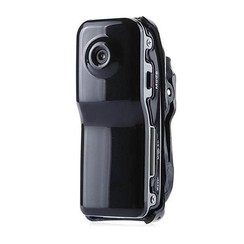 Mini DV Pro Camera - Spy Camera - Black