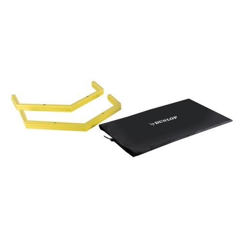 Dunlop Dunlop - Universele Trainingshoepels - 6 Stuks