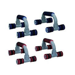 Dunlop - Push up Bar - Push up supports - 2 Pieces - For him and her